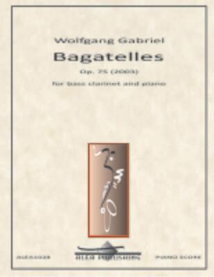 Gabriel: Bagatelles Op.75