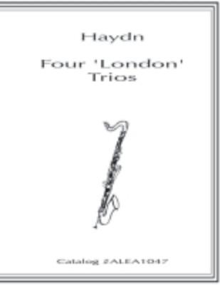 Haydn: Four 'London' Trios