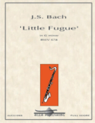 Bach: Little Fugue BWV 578