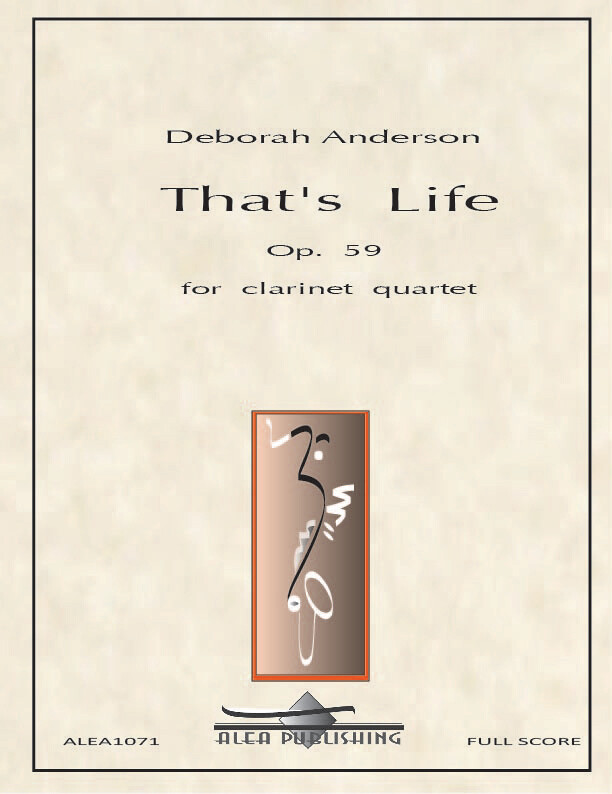 Anderson: That's Life