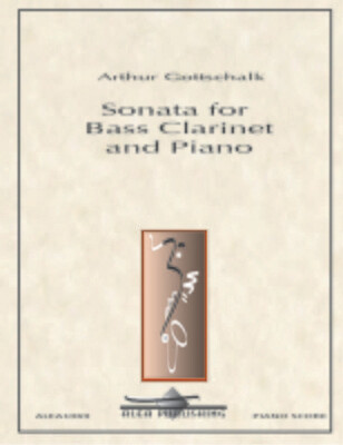 Gottschalk: Sonata for Bass Clarinet and Piano