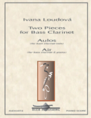 Loudova: Air and Aulos (Hard Copy)
