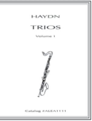 Haydn: Trios (Volume 1)