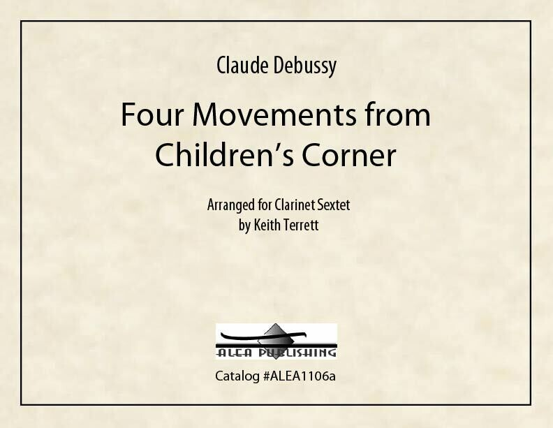 Debussy: Four Movements from Children's Corner