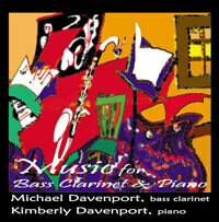 Music for Bass Clarinet & Piano