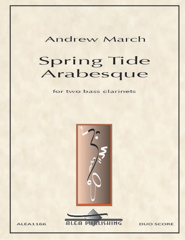 March: Spring Tide Arabesque