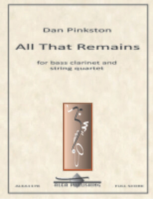 Pinkston: All That Remains