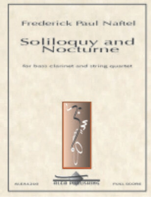 Naftel: Soliloquy and Nocturne