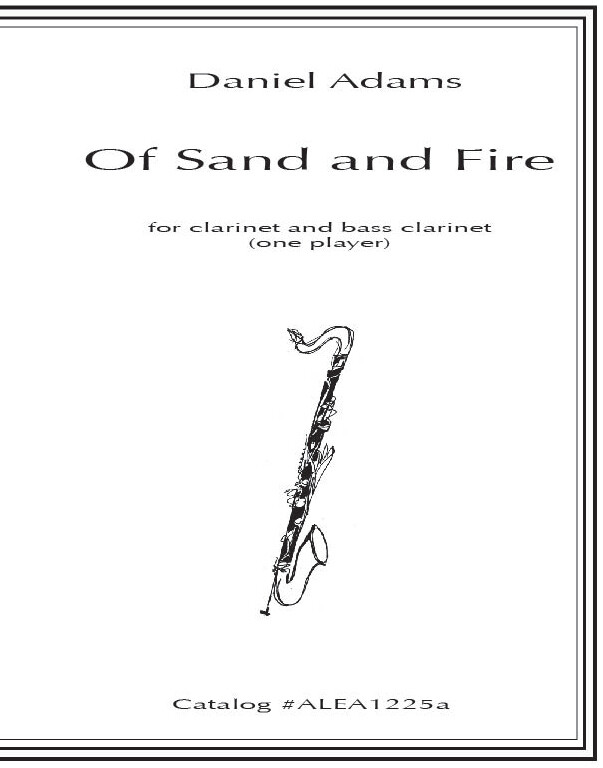 Adams: Of Sand and Fire