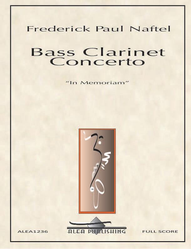 Naftel: Bass Clarinet Concerto