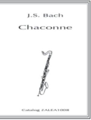 Bach: Chaconne (PDF)