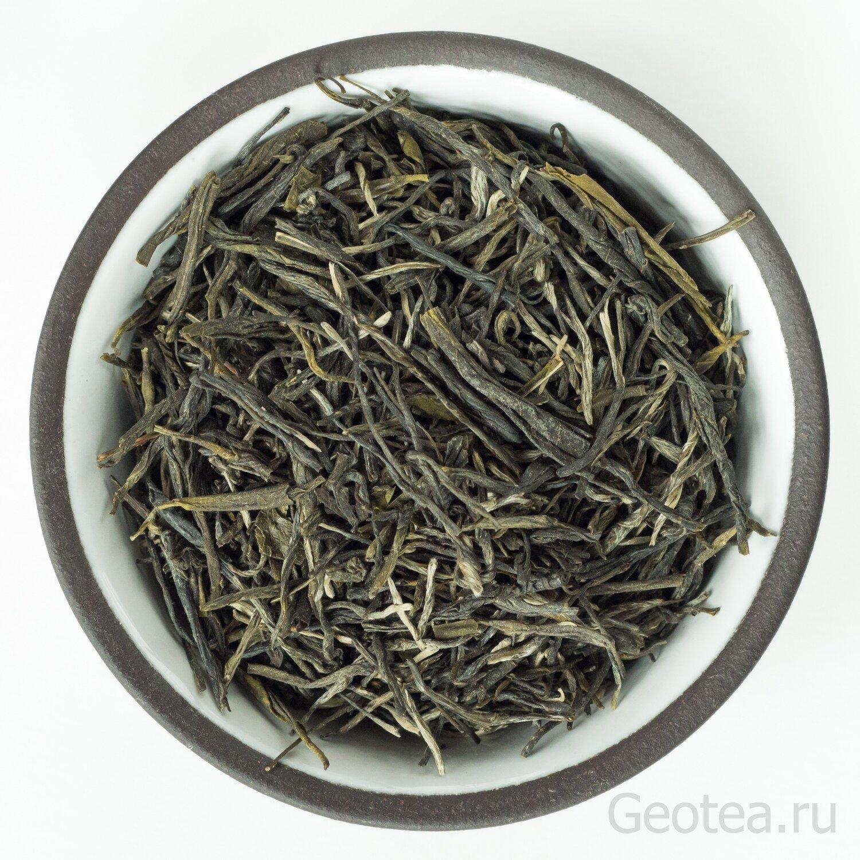"""Чай Зеленый Сун Чжень #200 """"Сосновые иглы"""""""