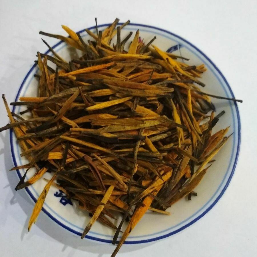 Чай Красный Дянь Хун Сяо Цзинь Чжэнь #220