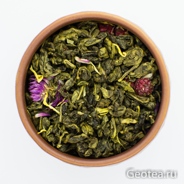 Чай Зеленый Восходящее солнце
