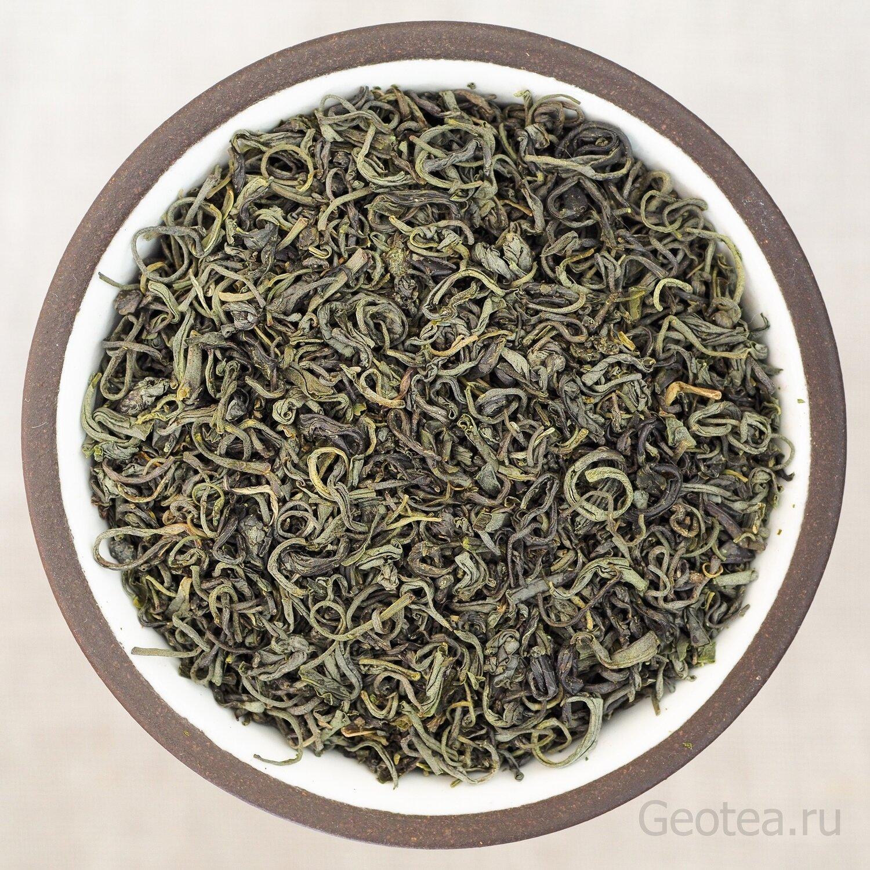 """Зеленый чай """"Е Шэн"""" Высокосортный"""