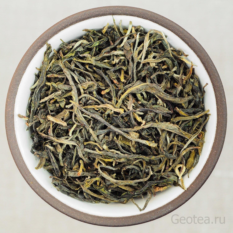 """Чай Зеленый Мао Фэн """"Ворсистые пики"""""""
