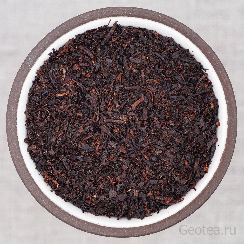 Чай Черный с бергамотом Эрл Грей