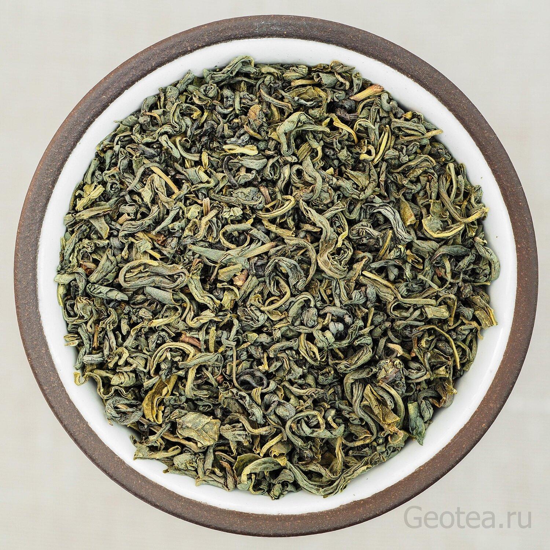 """Чай Зеленый Мао Цзянь """"Ворсистые Лезвия"""""""
