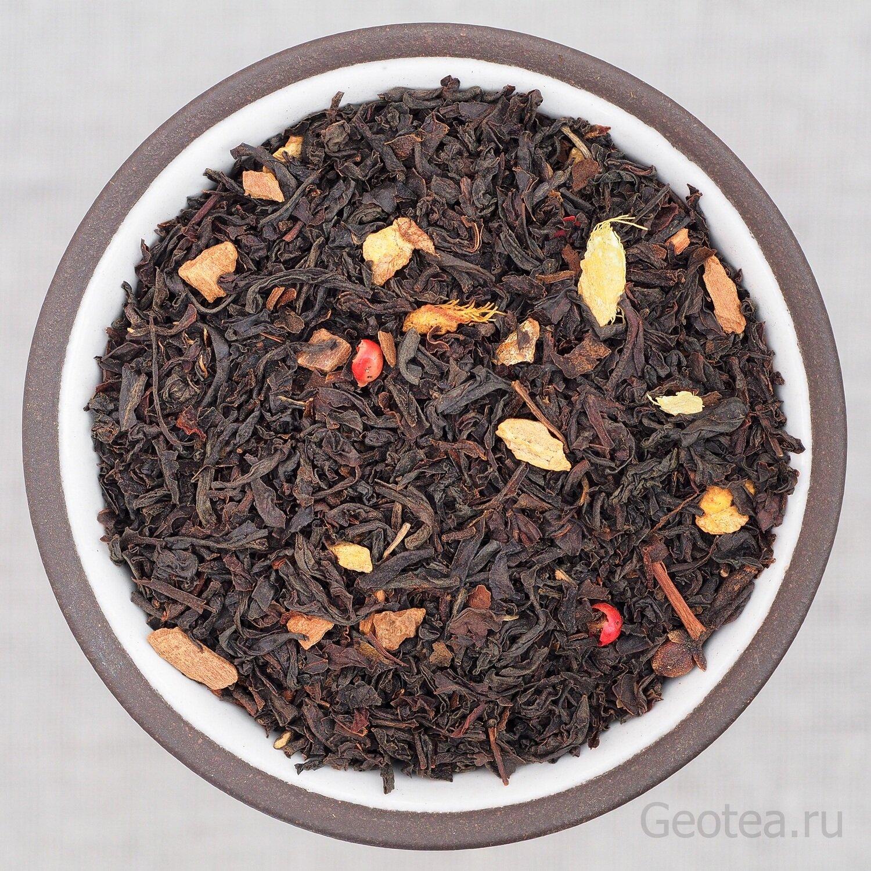 Масала чай - черный со специями