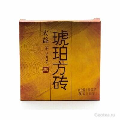 Чай Шу Пуэр Хупо фанча  60гр.