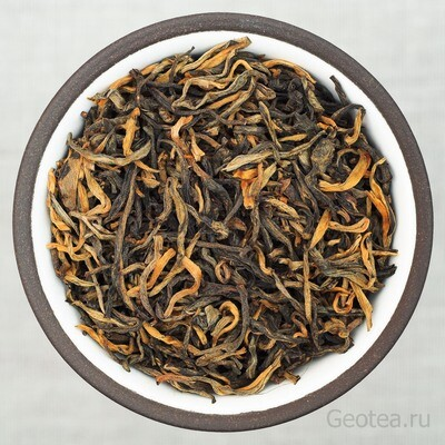 Чай Красный Дянь Хун Мао Фэн