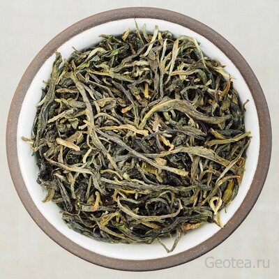 Чай Зеленый Мао Фэн
