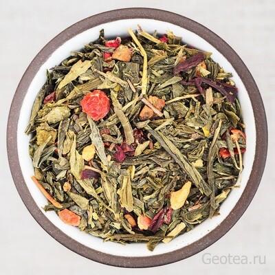 Чай Зеленый Медвежья сила