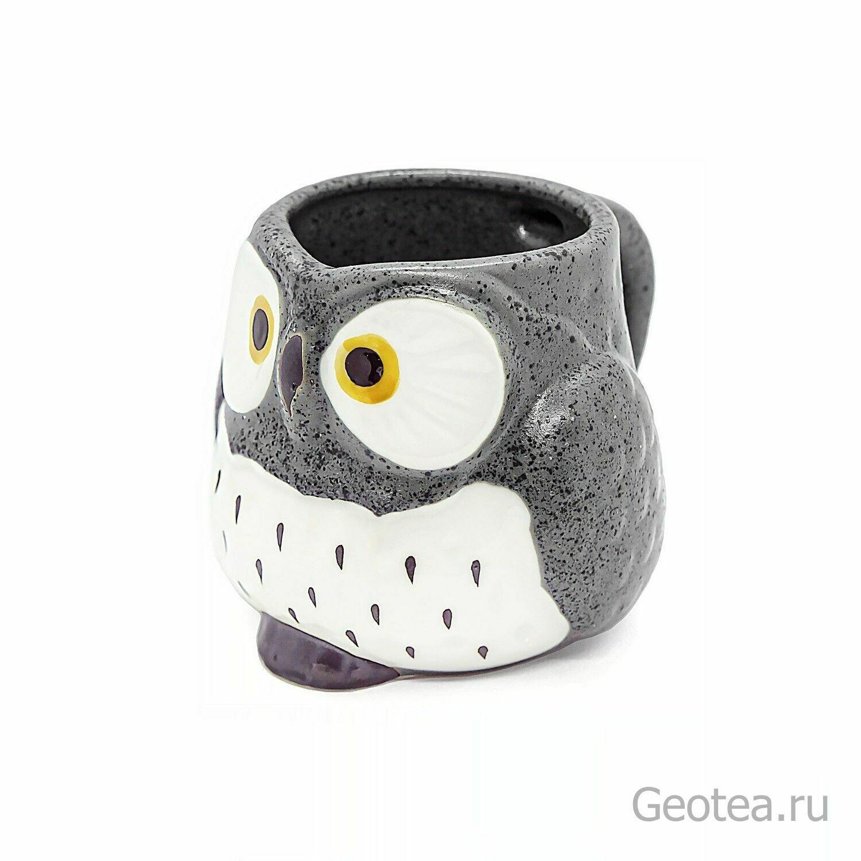 """Кружка керамическая """"Сова"""" 300 мл."""