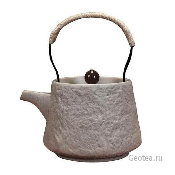 """Чайник """"Каменный узор"""" 250 мл."""