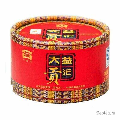 Чай Шу Пуэр Да И Гунто 100гр.