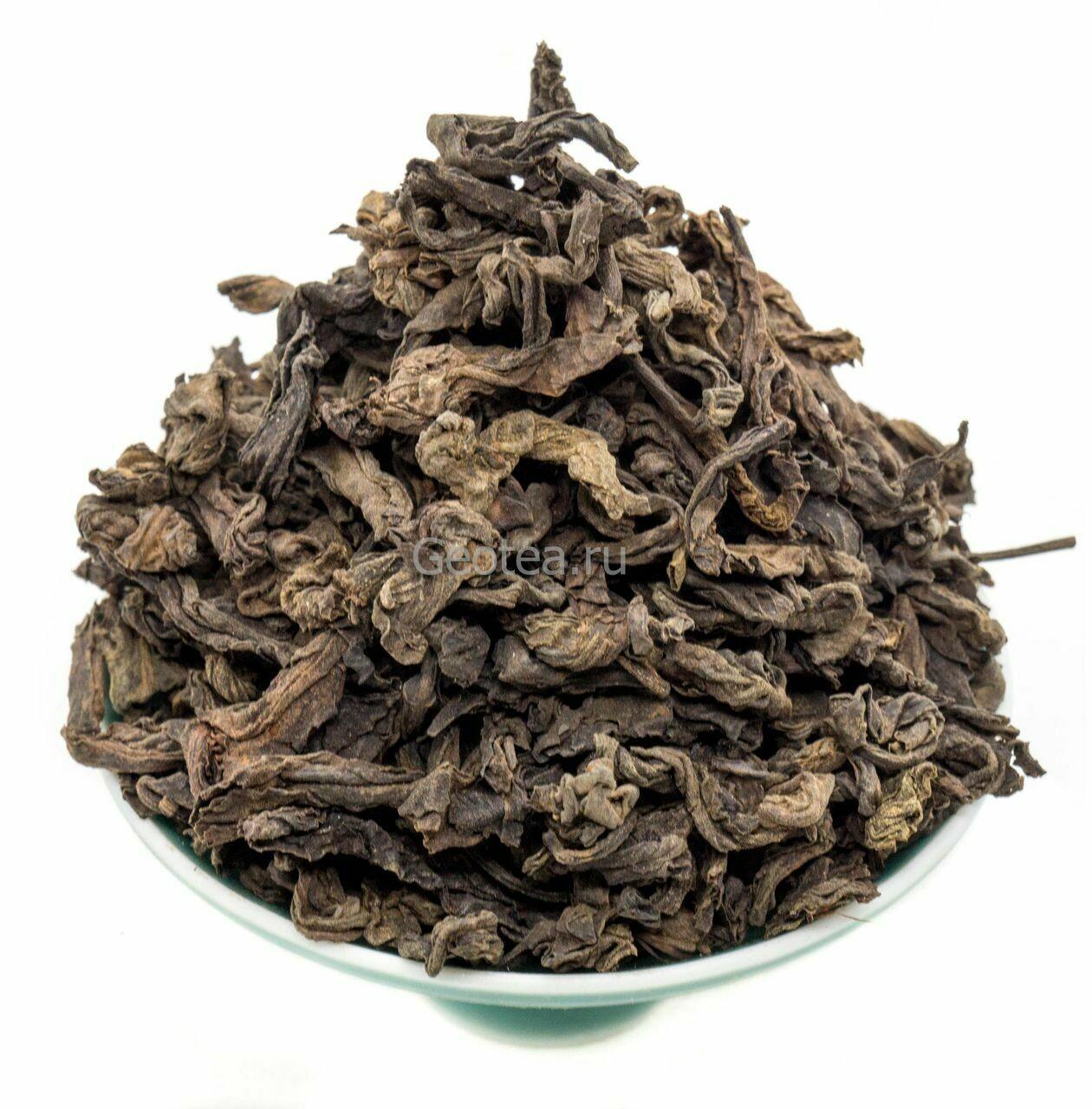 Чай Шу Пуэр #10