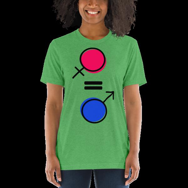 Gender equality Short sleeve t-shirt W