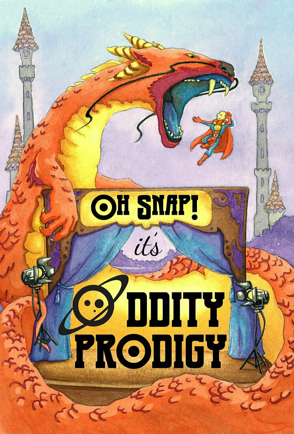 What Are You Supposed To Be Uncultured swine in anderen sprachen: oh snap it s oddity prodigy the primer book
