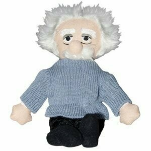 The Unemployed Philosophers Guild Pope Francis Little Thinker Plush Doll
