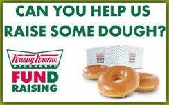 Krispy Kreme Donut Fundraiser - $10 per dozen