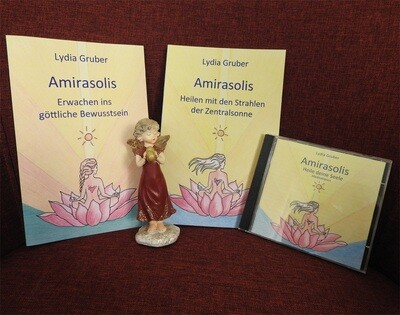 AKTION: Amirasolis Band 1 und Band 2 - inkl. gratis CD
