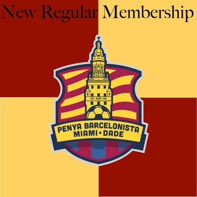 New Regular Membership