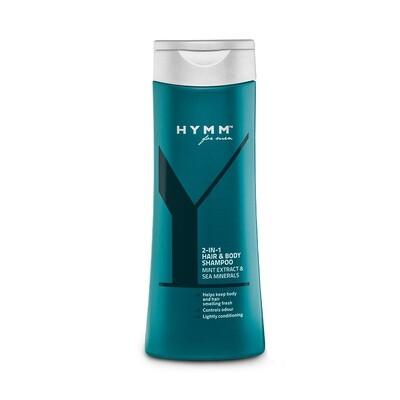 2-in-1 Hair & Body Shampoo HYMM™