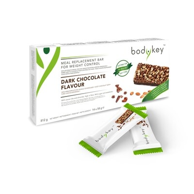 MEAL REPLACEMENT BAR - DARK CHOCOLATE bodykey by NUTRILITE™