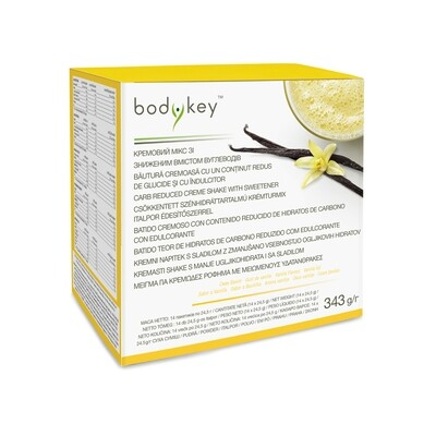 Carb Reduced Vanilla Shake bodykey™