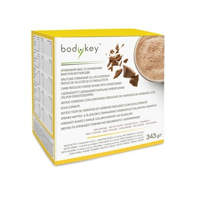 Carb Reduced Chocolate Shake bodykey™