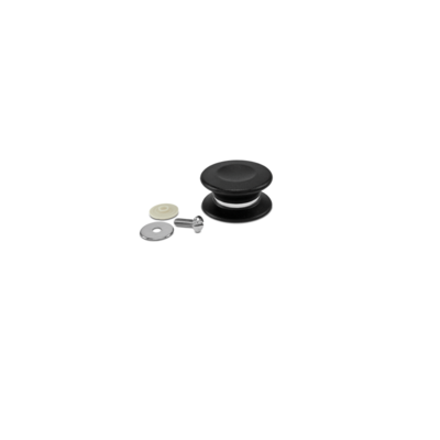 Knob/Fingerguard for Glass Lids iCook™
