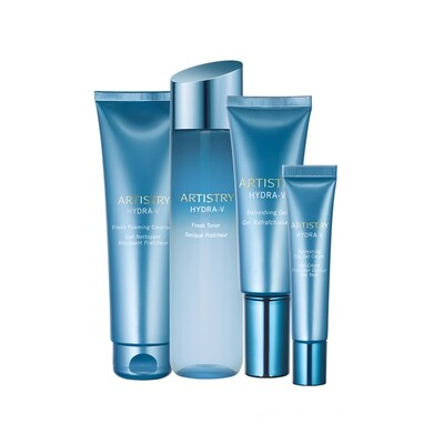 Skincare Solution for Oily-to-Combination Skin ARTISTRY HYDRA-V™