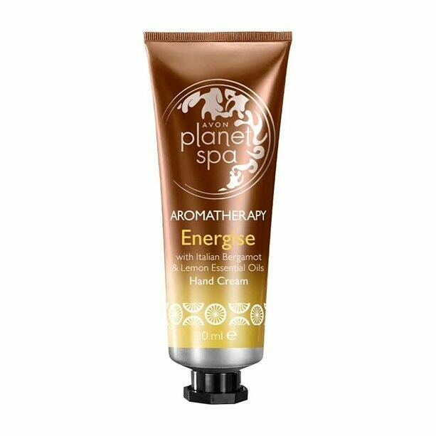 Planet Spa Aromatherapy Energise Hand Cream