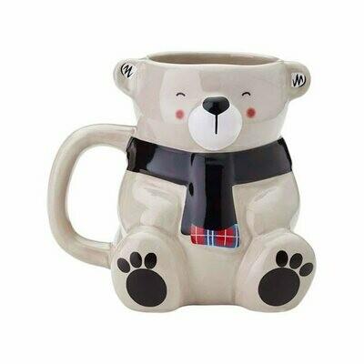 Colour-Changing Bear Mug