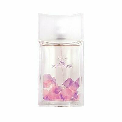 Avon Soft Musk Lily Eau de Toilette - 50ml