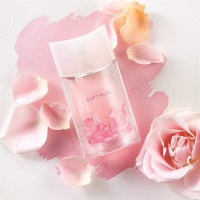 Avon Soft Musk Eau de Toilette - 50ml