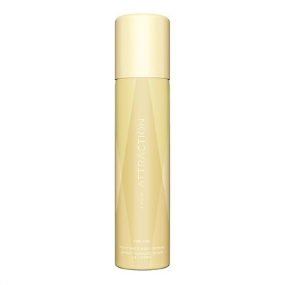 Attraction for Her Perfumed Body Spray - 75ml