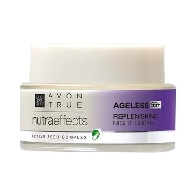 Avon True Nutra Effects Ageless 55+ Night Cream