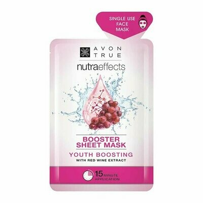 Avon True Nutra Effects Youth Boosting Sheet Mask